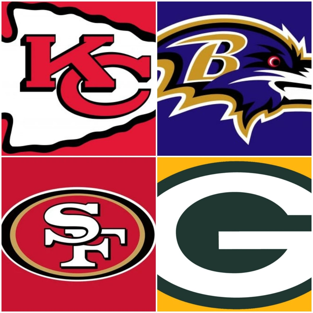 Happy Monday! Here's @brando_puma way too early 2020 #NFL Power Rankings!1. #Chiefs2. #Ravens3. #49ers4. #PackersThoughts? Comment below!#chiefskingdom #KansasCity #Baltimore #RavensFlock #sanfrancisco #goniners #GreenBay #GoPackGo #powerrankings #NFLNews #Podcast