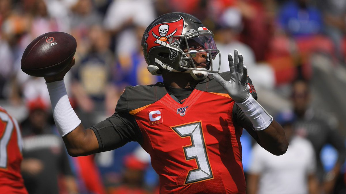 Reveal: Jameis Winston places 23rd on Justin's best players for the 2020 season. Do you think Winston can clean up the mistakes and become an elite quarterback? For the complete list, listen to our episode on our Spotify Channel! #NFL #Buccaneers @Bucs_Nation @Buccaneers