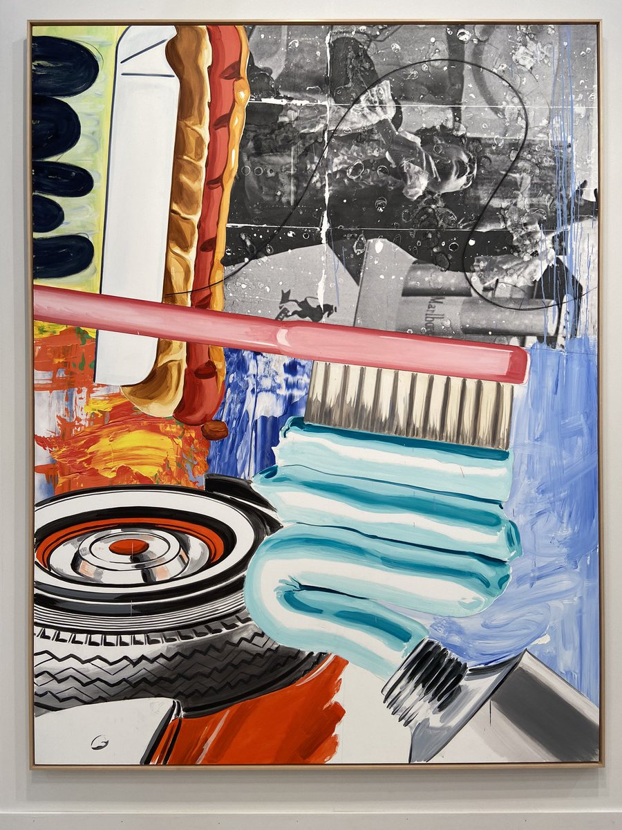 A few selections from @FriezeArtFair #FriezeLA #friezelosangeles #davidsalle #sarahmorris @SHONIBARESTUDIO #jimshaw