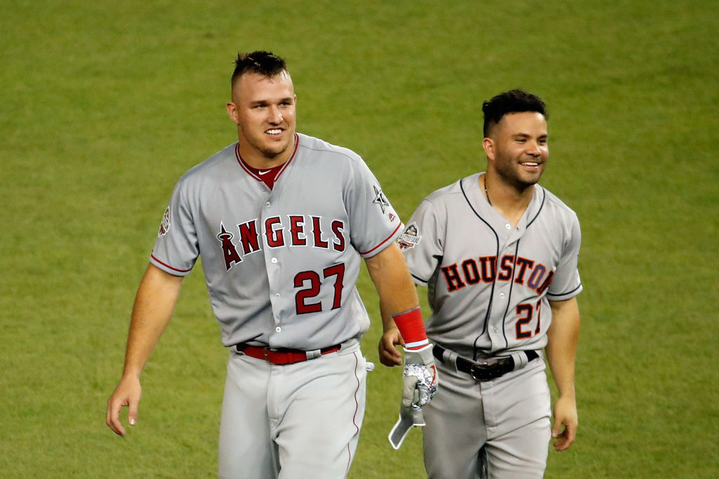 @BR_MLB's photo on Mike Trout