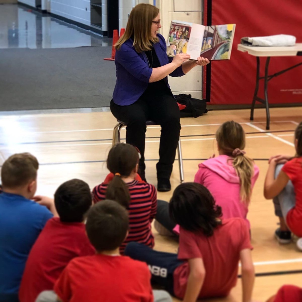 test Twitter Media - Thank you St. Avila Before & After School program for sharing your time with me for #ilovetoread month! Your smiles and great questions made my day! @EcoleStAvila #mbpoli https://t.co/AyWaRKCRKb