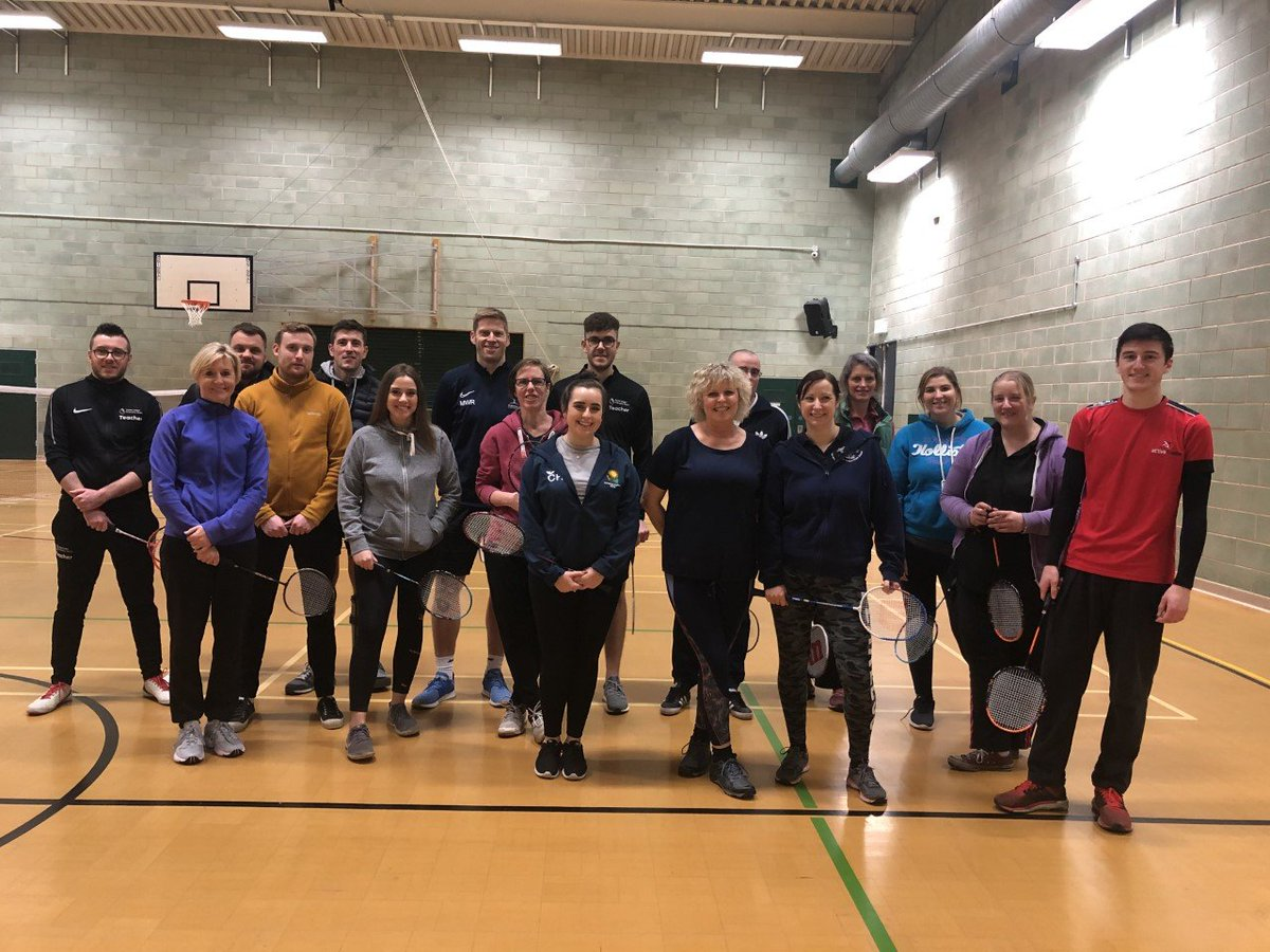 """A bit of nice feedback for our #MondayMood""""Thank you for the opportunity, @Active_Fusion always does a fantastic job and are widely recognised and respected by schools across #Doncaster.""""7️⃣1️⃣% of people who attended our #badminton CPD find the session 'very useful'!🏸"""