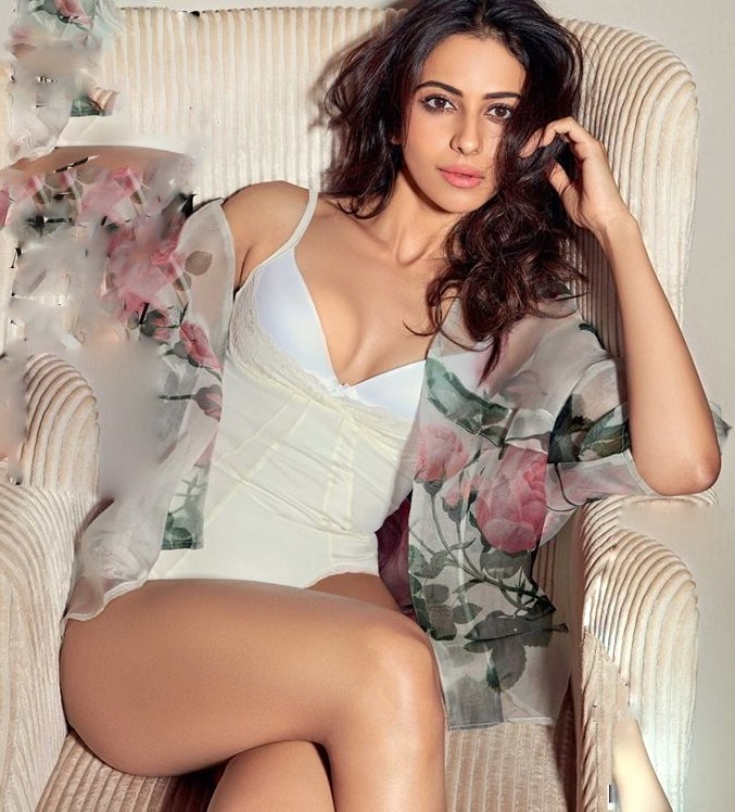 Bollywood Actress Rakul Preet Singh Hot Cute Gorgeous Pictures