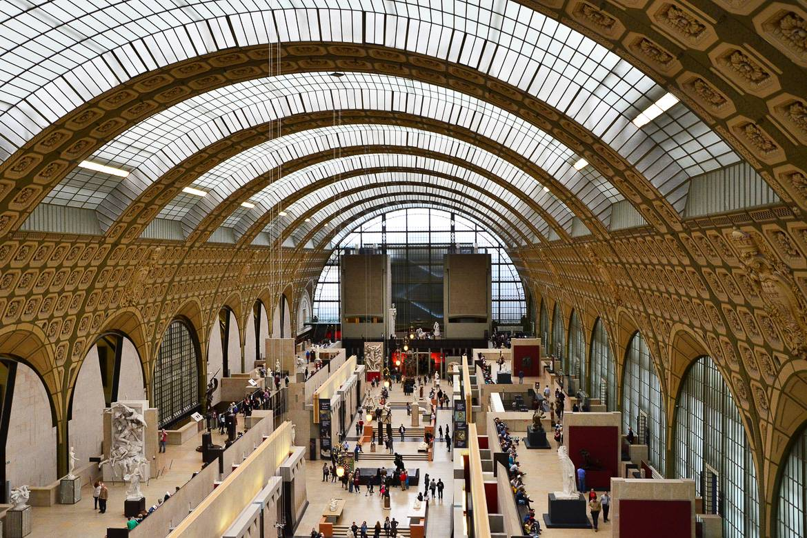 Visit one of #Paris' many #museums! For a list of our favorites: https://bit.ly/38u9UCE pic.twitter.com/b2ZzgK2Krg
