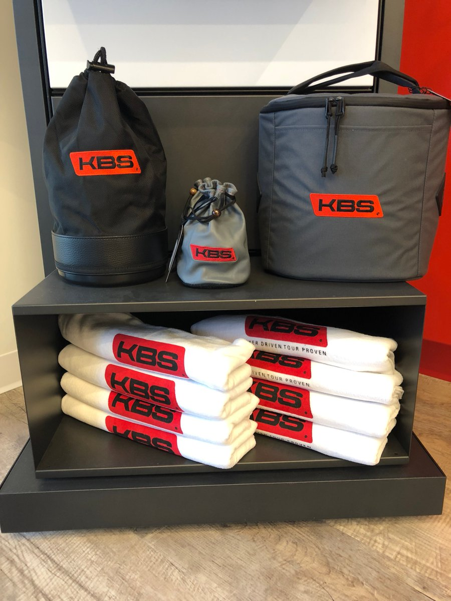 You can never have too many golf accessories! Grab yourself some exclusive Red Label gear, like the KBS Cooler or Shag Bag by @jones_sports_co when you visit the @kbsgolfx! #redlabelgear #golfaccessories #kbsgolfx #redlabelswagpic.twitter.com/z3s70bcqD1