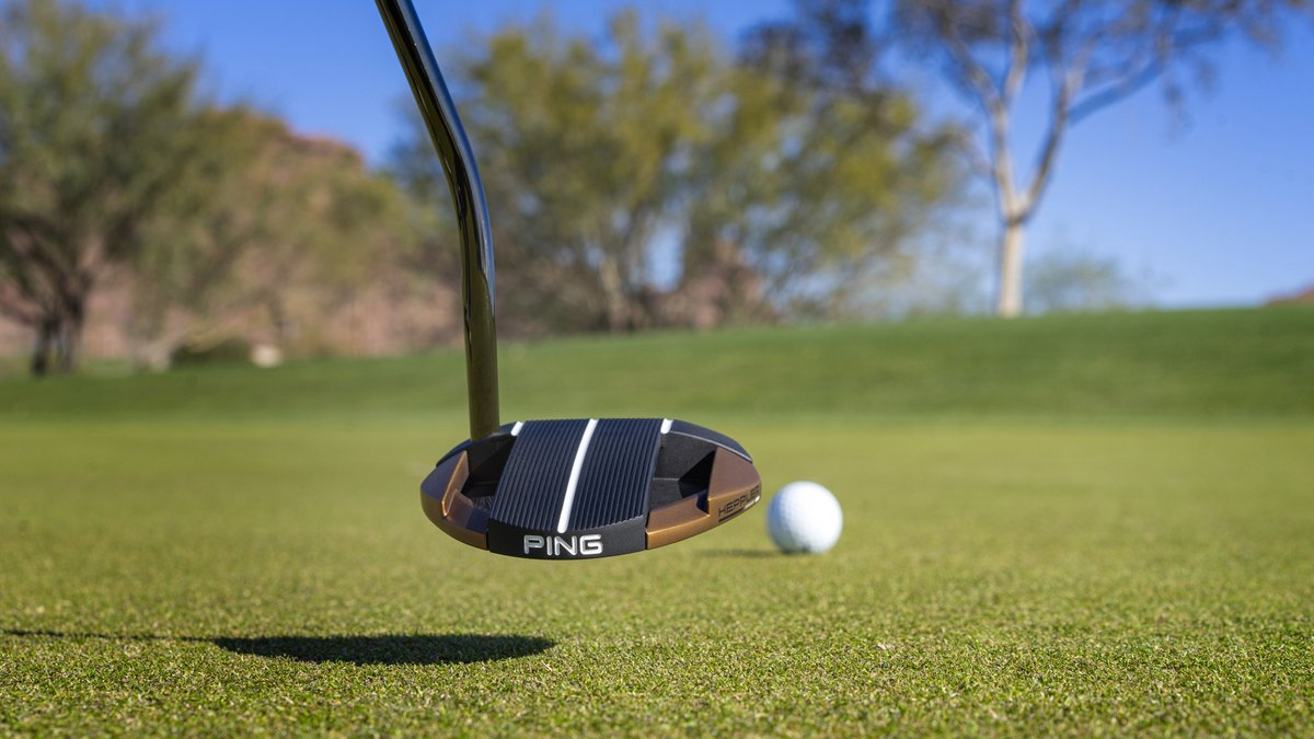 With nearly double the MOI of its predecessor, the Ketsch putter is the only model in the #Heppler family with three alignment lines to help you frame the ball and hole more putts. #PlayYourBest