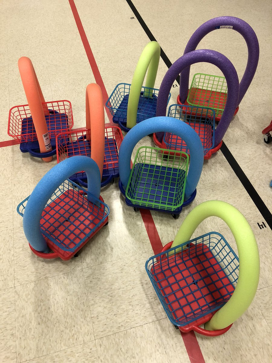 What do you do on your day off? Get carts ready to go shopping! @FSESFriendship @MyPlate pic.twitter.com/xO6MftpMYH