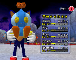 Omochao Game: Mario & Sonic at the Winter Olympic Games Year: 2009 Note: Returned to do a voiceover for the Sonic franchise since voicing Rouge the Bat in Sonic Battle in 2004.  Omochao has been voiced by several different VAs. @LaniMinella #SonictheHedgehog pic.twitter.com/Bn2BnUnFtX