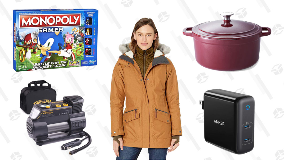 Monday's Best Deals: Presidents Day Sales, Cooks Signature Dutch Oven, Sonic the Hedgehog Monopoly, and More http://dlvr.it/RQCYTDpic.twitter.com/capQmruWAx