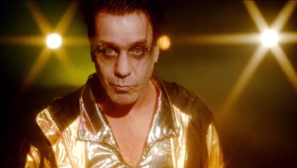 Well I just seen Lindemann's video for Platz Eins & that sure was a lot of Lindemann than I ever expected to see LOL. That video is one of the wildest videos I have ever seen. Sure woke me up this morning that's for sure HA. #Lindemann #PlatzEins #Germany #Music #MusicMonday