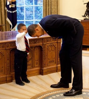 On this President's Day, sharing the story behind one of the most powerful moments in recent presidential history: a simple gesture by our first black president @BarackObama that became a profound statement about healing our country's history. Story here:
