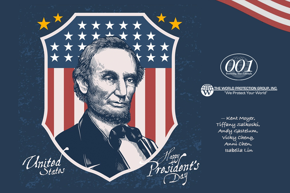 Happy President's Day! #wpg #001 #executiveprotection pic.twitter.com/qGgXRLqbuw