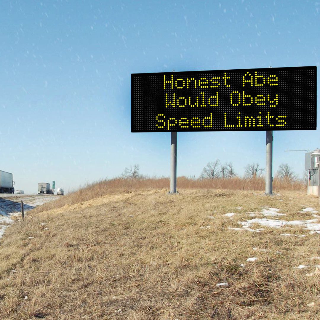 Image posted in Tweet made by MoDOT on February 17, 2020, 5:01 pm UTC