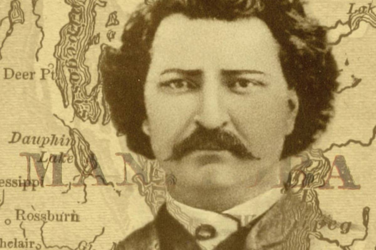 Wishing you a Happy Louis Riel Day #Manitoba! #LouisRielDay #LouisRiel #Westman pic.twitter.com/r0cZUv1kVn