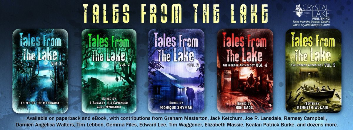 """Legends never die!  """"These are modern campfire tales you won't soon forget, so bundle up tight and keep your loved ones near! One never knows who or what is lurking in the darkness.""""—John Palisano  Pick up any of these titles on paperback or Amazon Kindle today! #promotehorror <br>http://pic.twitter.com/GfA5fXVQop"""