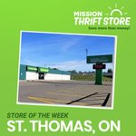 Image for the Tweet beginning: Mission Thrift Store St Thomas