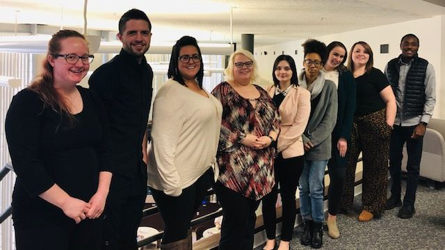 A warm welcome to our newest @BloodCenterMI teammates, who will support our donor services teams in #GrandRapids, #Saginaw & #TraverseCity. We're so happy to have you on board! #MeetTheTeam #VersitiLife #VersitiMichigan #MissionMondaypic.twitter.com/kZlkiGMi7d