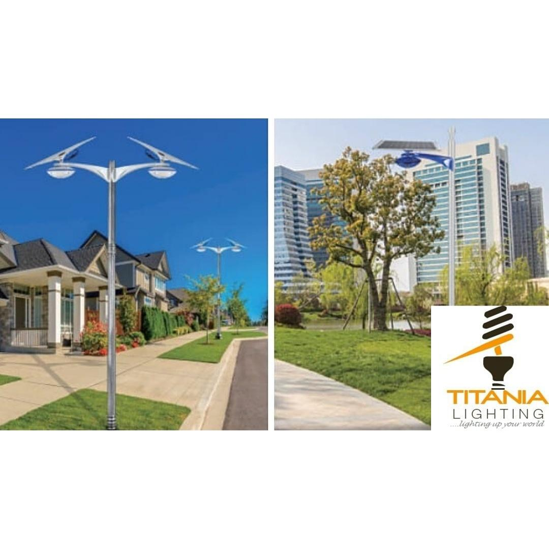 The level of  insecurity and power outage in these times calls for proactive measures,  At Titania Lighting, it's our responsibility to meet your needs and enhance your life style. pic.twitter.com/4oCBtI2th9