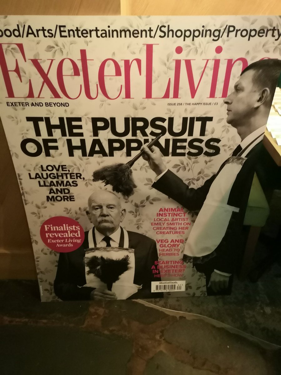 Always great to attend @ExeterLivingAwd finalist receptions on behalf of @phonicfmpic.twitter.com/C0jhJ6D2pz