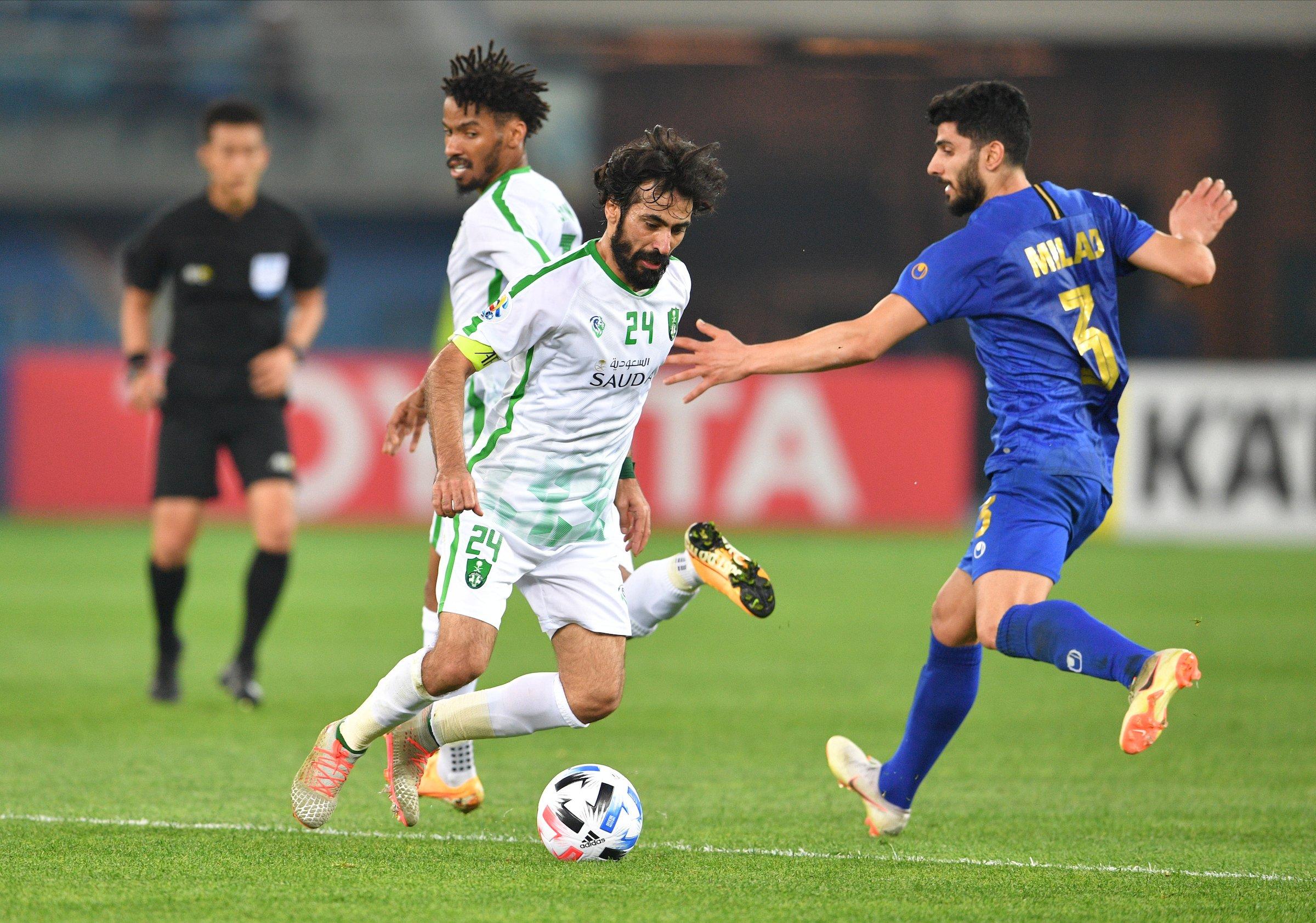 الأهلي السعودي يتغلب على استقلال طهران ويتصدر المجموعة الأولى من ابطال اسيا