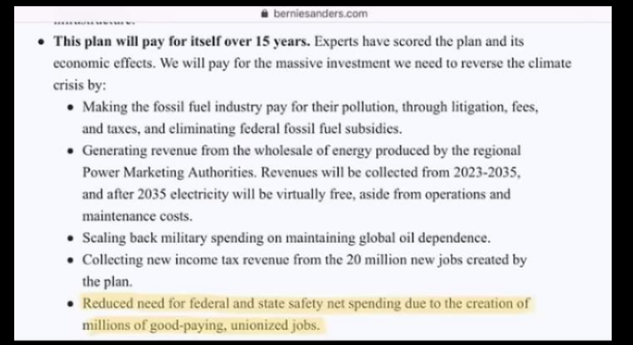 since we want to speak on gutting welfare we don't need a ubi to do that, FJG snake oil Sanders & Kelton and Grumbine and apparently you are now pitching does the same and worse effortlessly , while you pedal your snake oil talking point to save the hammock you call a safety net pic.twitter.com/rhPQ863AIQ
