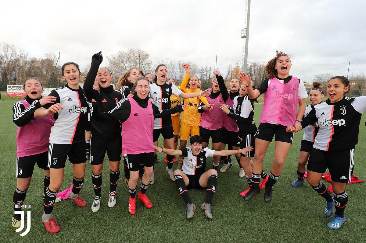 BRAVISSIME! Le ragazze della #Under19 battono la Fiorentina ai rigori e volano in finale della #ViareggioWomensCup! 💪👏🔝 http://juve.it/UncA50yoxGX  #JuventusYouth #JuventusWomen