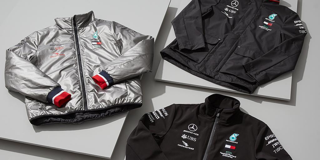 New team kit! 🙌 Refresh your wardrobe for the 2020 @F1 season 👉 http://mb4.me/l3zjggaZ