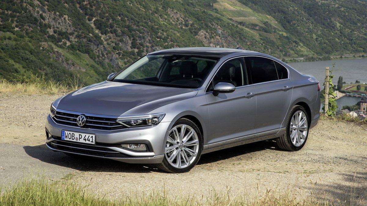 Новый Volkswagen Passat 2020 в России: цена и комплектация https://t.co/kVUIH2FYYo #VolkswagenPassat...