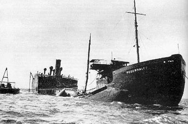 Nazi U-boats strike the Caribbean: 7 German submarines have attached Dutch island of Aruba, near Venezuela, shelling oil refineries & sinking tankers.