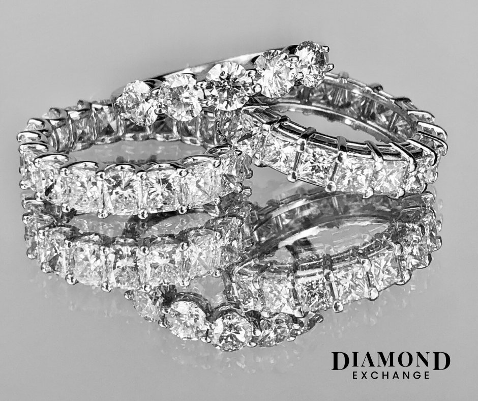 Diamond Exchange is one of the expert #jewelers in the #DC, #VA & #MD area.  With over 25 years of experience in the #jewelry business, our attention to detail and customer service is our legacy.   #Jewelrystore #GoldBuyer 💰 #DiamondBuyer 💎 #EngagementRing💍 #Luxurywatches ⌚️