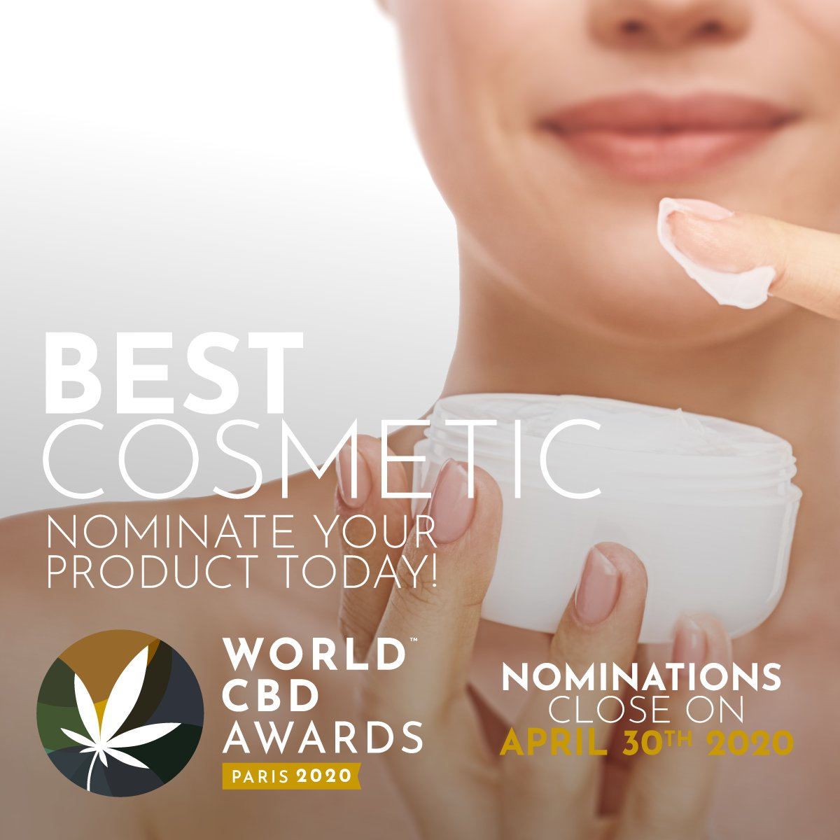 "Are you the ""Best of the Best?""  Think your product has what it takes to win the award for ""Best Cosmetic Product""? Nominate your product!  Best Cosmetic Brand #Marriot #Paris #nominations #settingstandards #worldcbdawards #venue #cbdsaves #cbdwellness #cbdforthepeoplepic.twitter.com/t5TUkh0Exj"