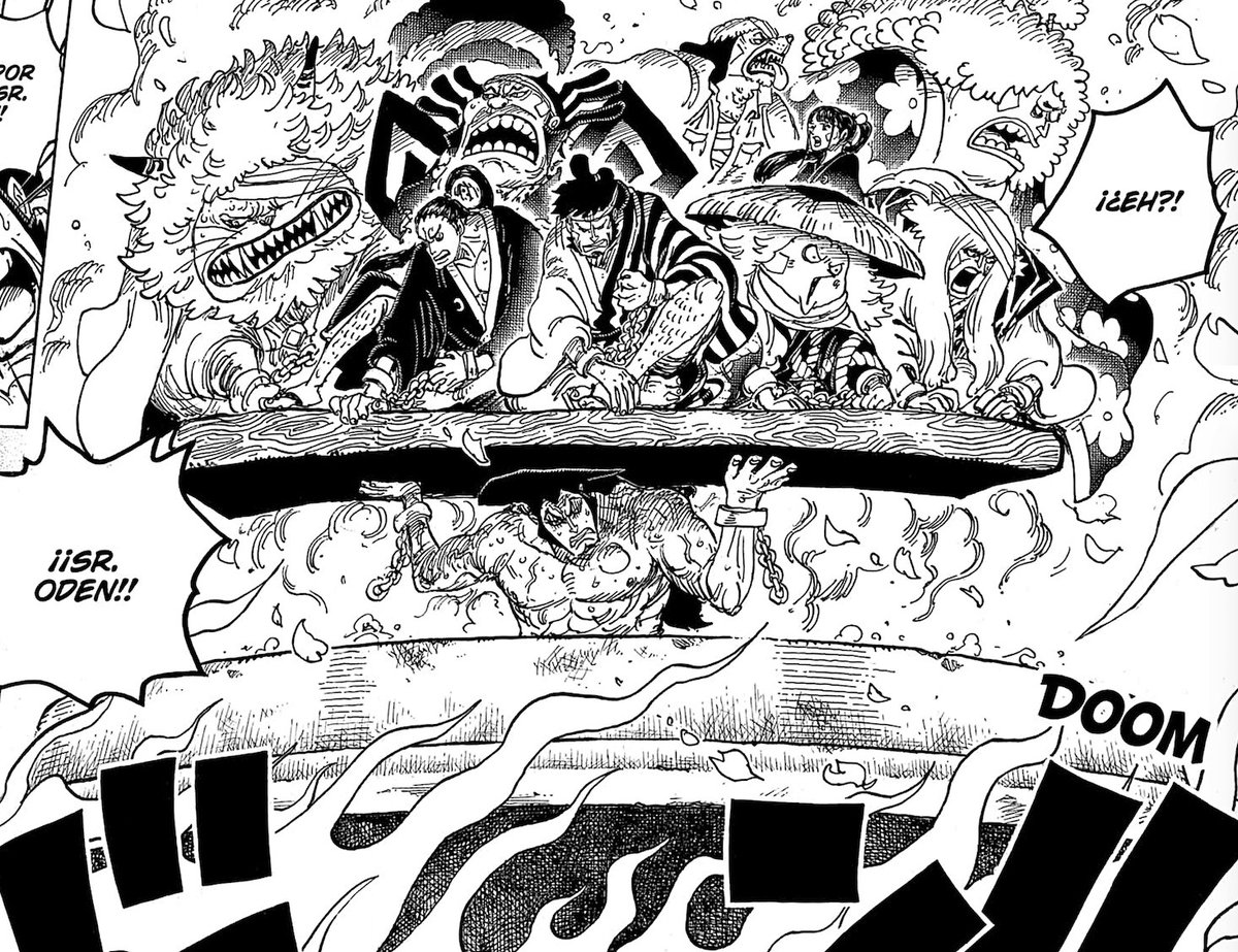 "Artur - Library of Ohara on Twitter: ""I love how Oda's subversion ..."