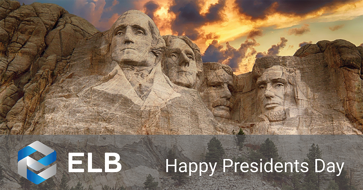 Happy #PresidentsDay2020 from all of us at #ELBEducation!