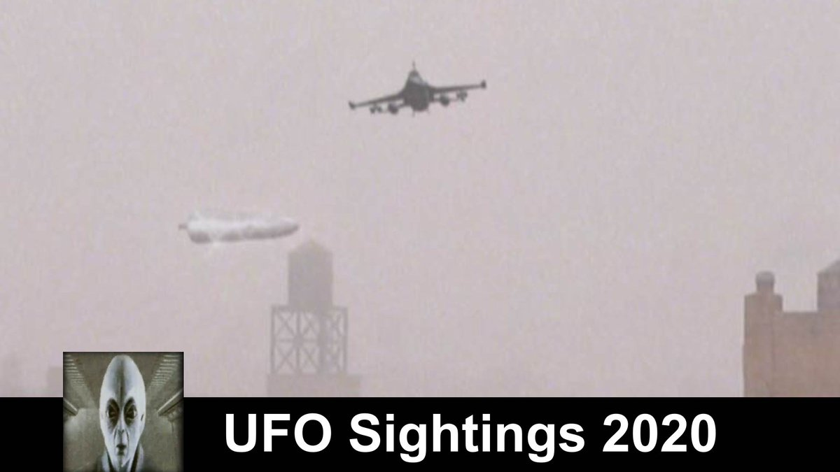 UFO Buster Radio #Alien Tracker Report #aliens #space #ovni #nasa #ufosighting #news #ufosightings #follow #radio #podcast RT @NewUFOs: UFO Sightings 2020 Jet Checks Out UFO. Video: https://youtu.be/Dq0FFKXwg4I  #UFO #UFOSightings #Alienpic.twitter.com/yXAqyV85sr