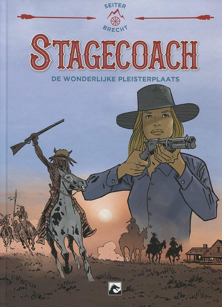 test Twitter Media - Nieuw bij Dark Dragon Books: Stagecoach. Dit compleet verhaal neemt je mee naar 1860, wanneer Wells Fargo het meest succesvolle transportbedrijf in de VS. Nu met enkele pagina's binnenwerk. https://t.co/W8YYWOqfxE https://t.co/cUnQb5PeEU