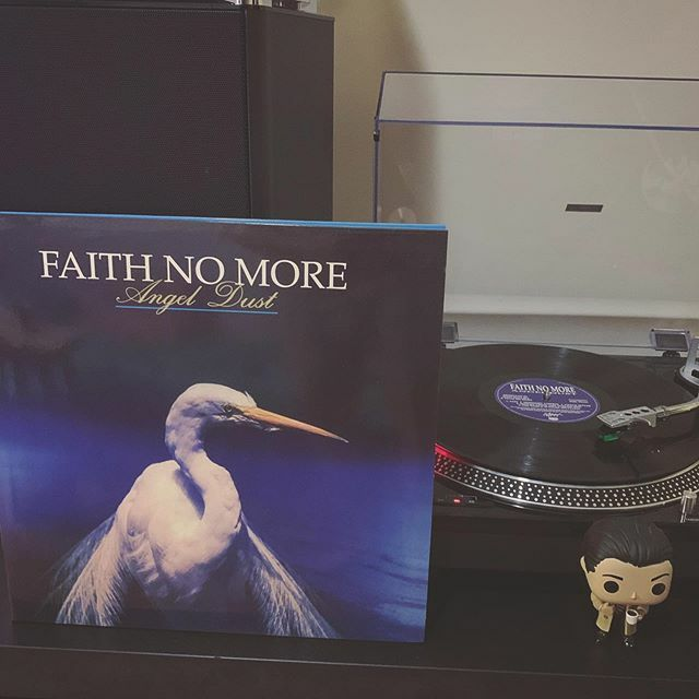 Faith No More - Angel Dust #faithnomore #fnm #lp #Lp #vinil #vinyl #vinylgram #vinylrecord #vinylcollector #vinylcollectionpost #vinylcollection #vinylcollection_feature #vinyladdict #vinyljunkie #vinyligclub #vinylrecords #vinylove #vinyllovers #vinylmu…