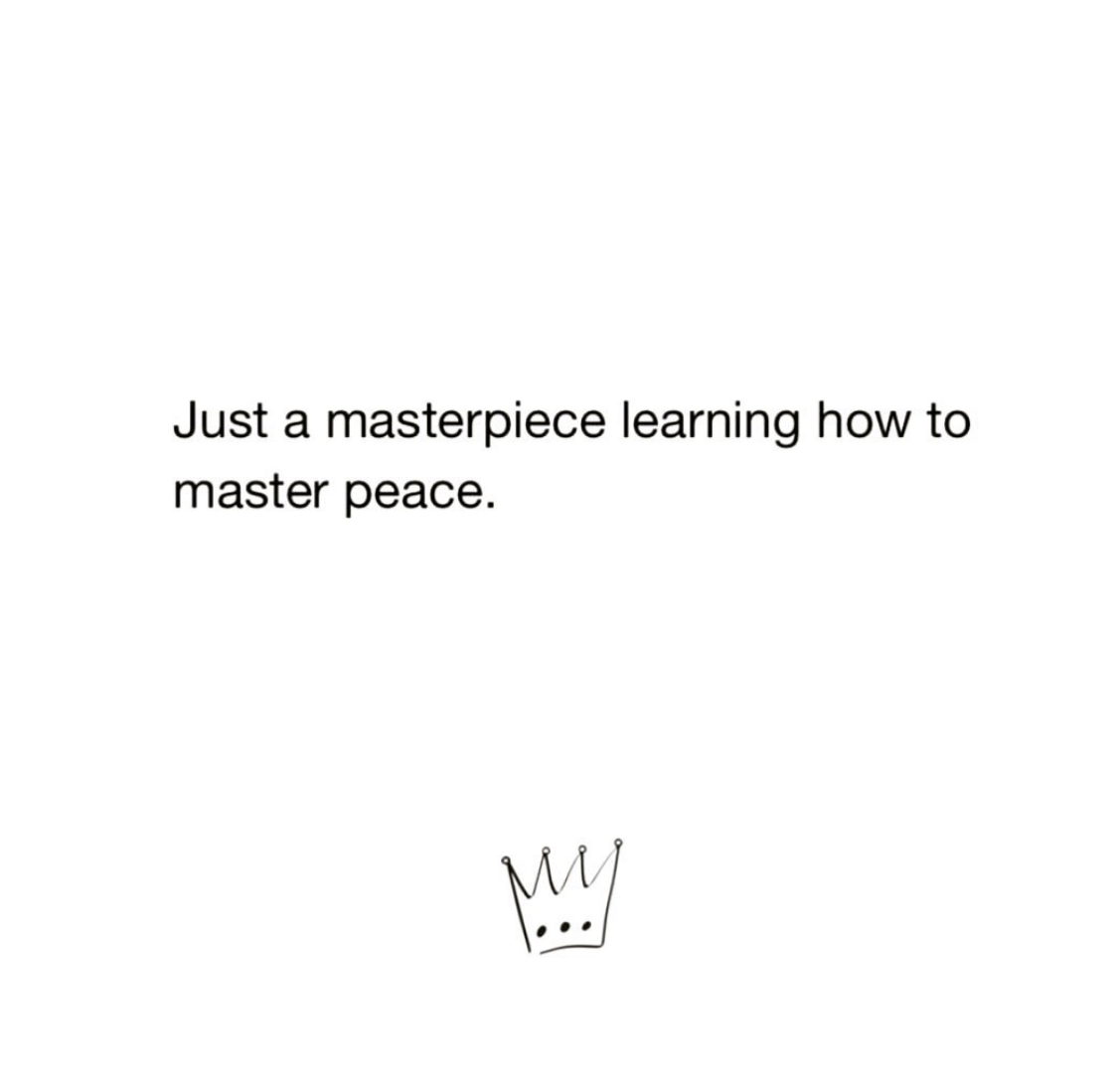 Learn how to master peace   #emotionalintelligence #mentalhealth<br>http://pic.twitter.com/zHYR2m6tD6