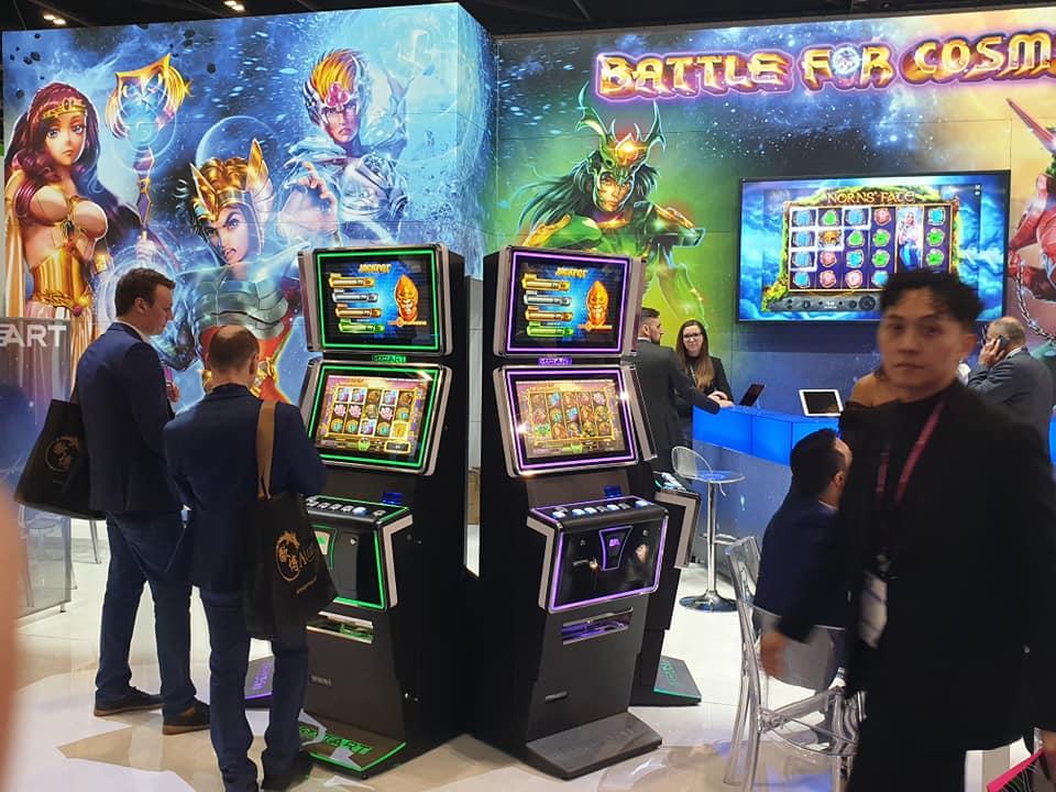 Golden chance slot machine