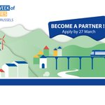 Applications are open to become partner of the #EURegionsWeek! Have a look at the guidelines and apply before 27 March.  Want to learn more? 😎Rewatch the kick-off meeting!  ➡️https://t.co/0uyBkkKh1h