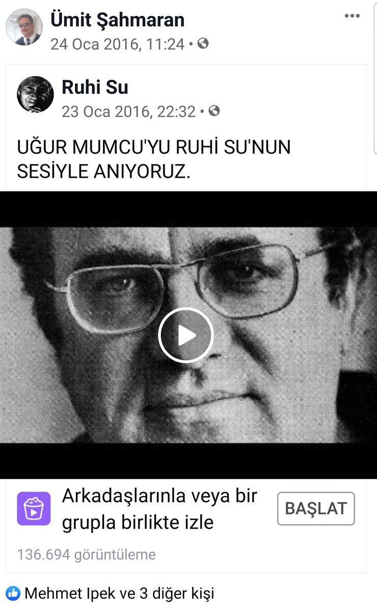 Uğur Mumcu'yu anan polis amiri Ümit Şahmaran'ın paylaşımını beğenen Ak Hataylılar derneği başkanı sözde ülkücü Mehmet İpek. Ne zamandan beridir bir ülkücü Uğur Mumcu'yu anar oldu. Sahte ülkücülere dikkat edin! @fatiharici61 @KKTCUlkuOcak @KktcUlkuOcagi @MagosaOcak