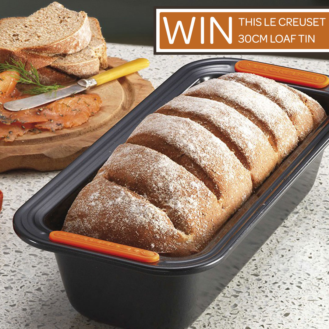 For a chance of winning this @LeCreusetUK Loaf Tin, ready for #realbreadweek tell us the amount of caraway seeds needed for the Scandinavian Bread recipe, in our latest blog> http://bit.ly/38fLsUP #lecreusetuk #lecreuset Closing date: Midnight 14-02-20. T&C's apply. UK only. pic.twitter.com/16qTFZ0Cey