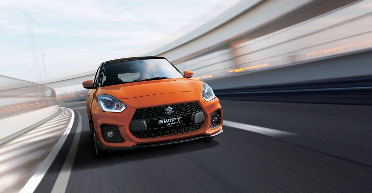 🔥 SWIFT Sport #Hybrid 🔥 La prima hot hatch ibrida della storia #Suzuki è ora ordinabile! #SwiftSportHybrid #BeHybridDriveSuzuki Scopri di più 👉 bit.ly/2ULhC6C