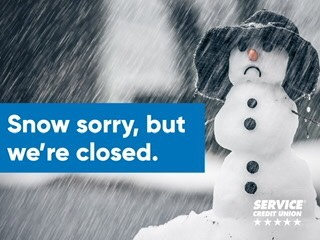 Service Credit Union On Twitter As An Update The Following Branches Will Now Be Closed Today Monday February 10 Due To The Weather Baumholder Kapaun Kleber Kmcc Ramstein Sembach And Spangdahlem As