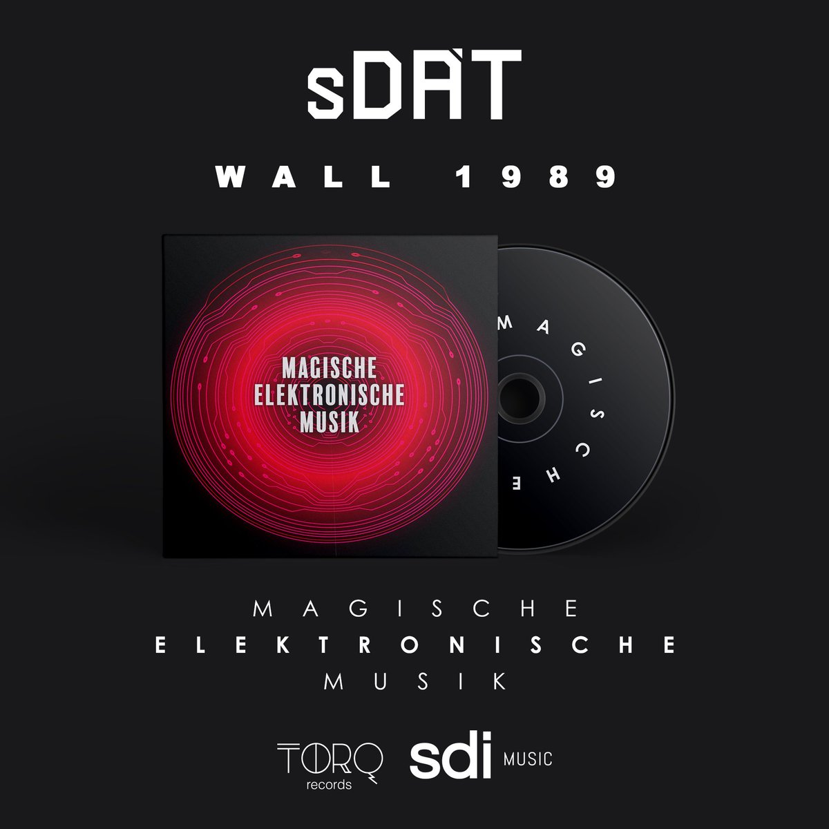 Wall 1989 by Sdat, is on the Magische Elektronische Musik Compilation and the genre of the track is techno.  #techno #berlin #deutschland #berlinwall #berlinmusic #technomusic #night #life #recordlabel #subculture #track #newtrack #wave #street #electro #electroclash #eurodancepic.twitter.com/3AHlFHgwrC