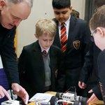 EQaLxAvWkAAZdJa - Raising Robots - LEGO Mindstorms EV3 & WeDo
