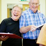 Image for the Tweet beginning: Loving our rehearsals for #charity