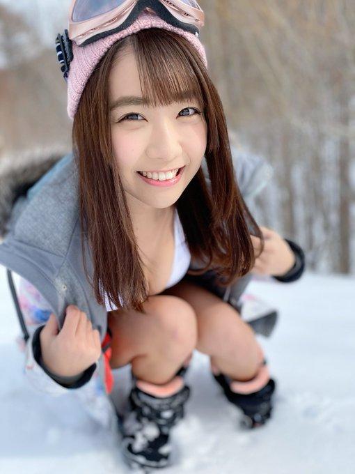 グラビアアイドル天羽希純のTwitter自撮りエロ画像17