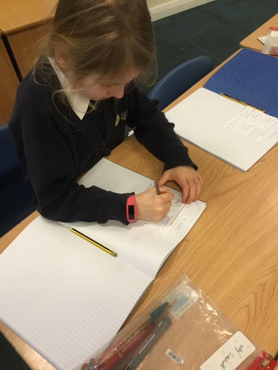 test Twitter Media - We have started our fractions block today. We have looked at how fractions can be represented in different ways. #gorseymaths https://t.co/mDalNMyoKq