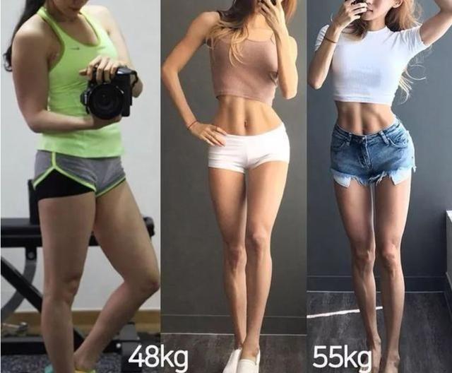 見た目 体重 より