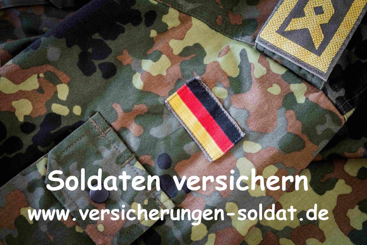 Soldatenvorsorge von http://www.versicherungen-soldat.de Schwandorf Oberpfalz  #Dienstunfähig  #Vorsorge #Soldaten #Offiziere #Ausbildung #Angestellte #DBV #Polizeianwärter #Bayern #Amberg #Versicherung #Rente #pension Bundeswehr Oberviechtach Pfreimd Weiden #Dienst #Cham Unteroffizierpic.twitter.com/CKS44IF3KH